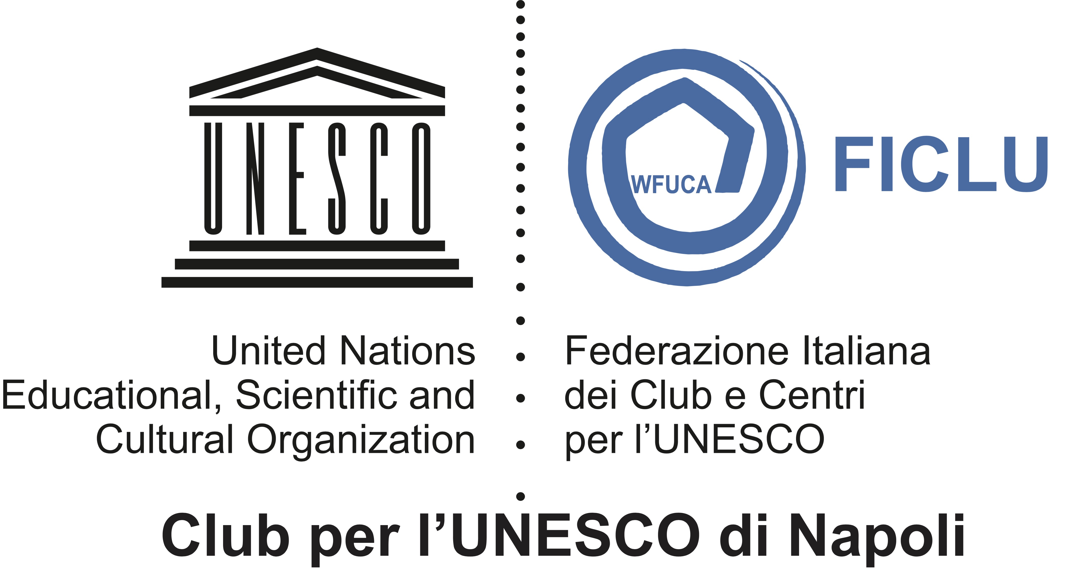 Logo Club UNESCO Napoli